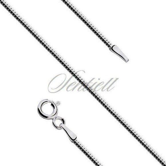 Linka srebrna pr. 925 snake diamentowany Ø 0120 waga od 2,65g