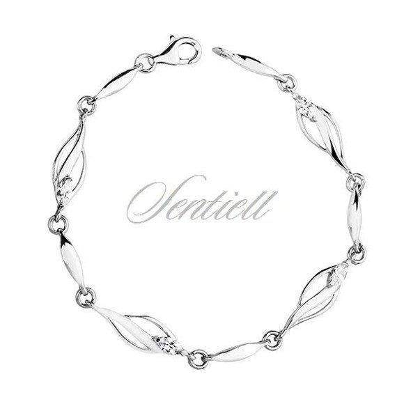 Silver (925) bracelet