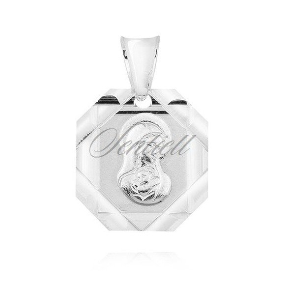 Silver (925) pendant Blessed Virgin Mary Madonna